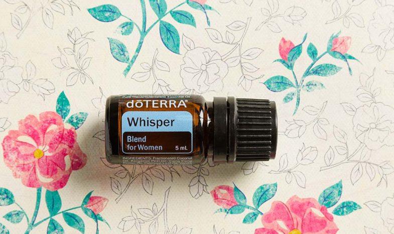 Whisper – Zmysłowa mieszanka dla kobiet